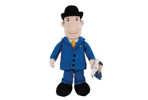 Custom Royal Bank of Canada plush doll