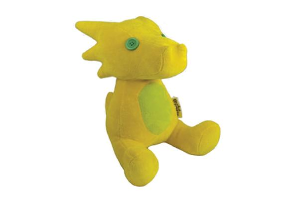 Homestuck Senator Lemonsnout stuffed toy