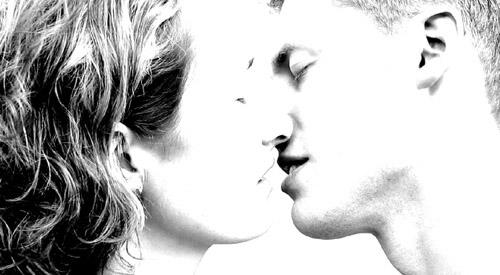 Pucker up for these statistics about kissing