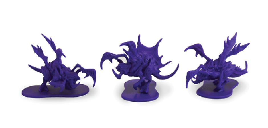 Starcraft Zergling Army Men