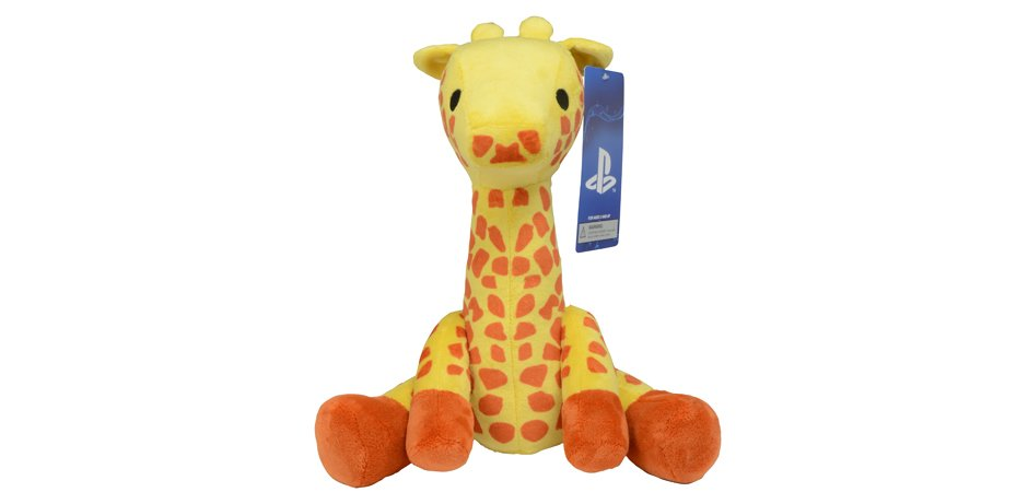 Last of Us Stuffed Giraffe