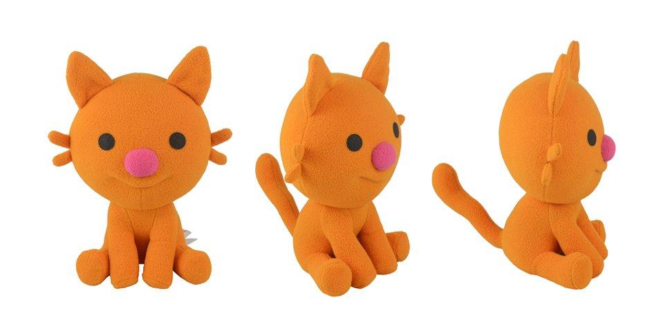 Sago Sago Jinja Plush Toy