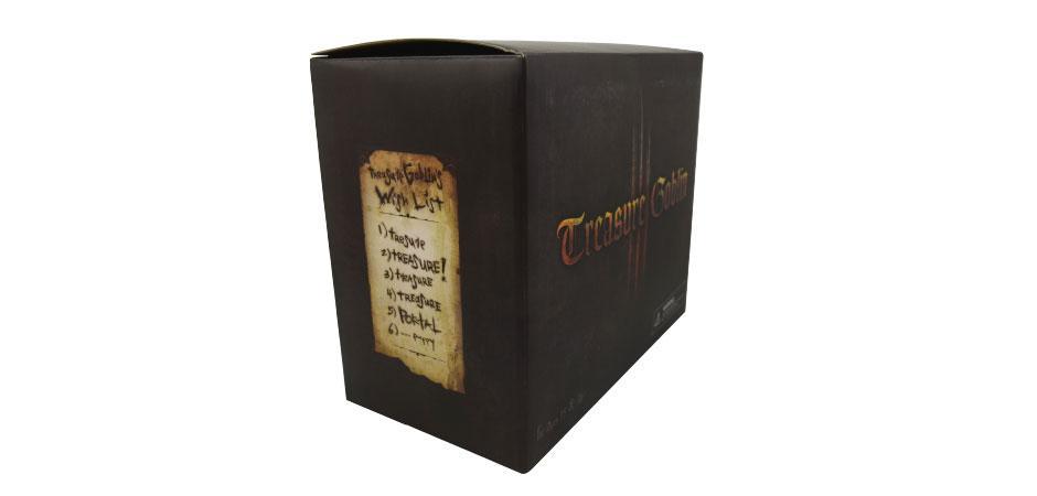 Blizzard Treasure Goblin Figurine Box