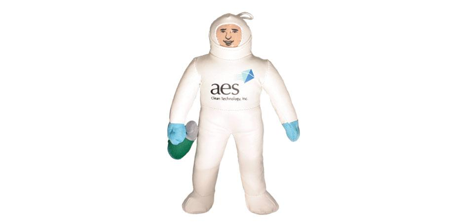 AES Clean Custom Plush