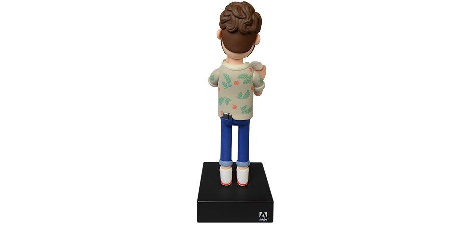 Adobe Art Director Statue