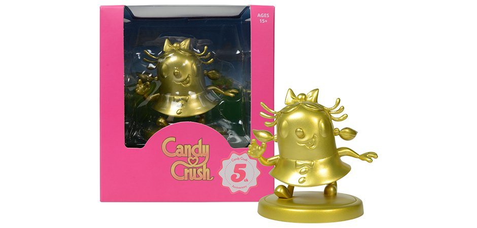 Candy Crush Figure