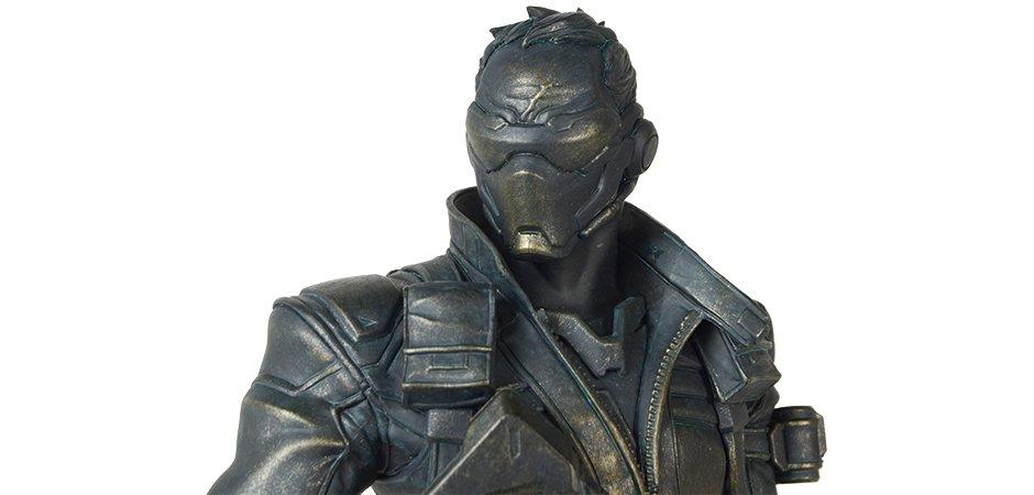 Blizzard Overwatch Soldier 76 Resin Statue