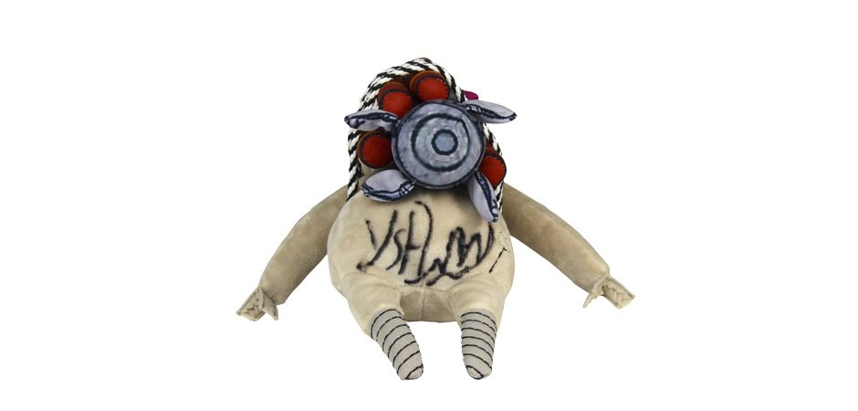 Borderlands and ThinkGeek Tiny Tina Collector Plush Rabbit
