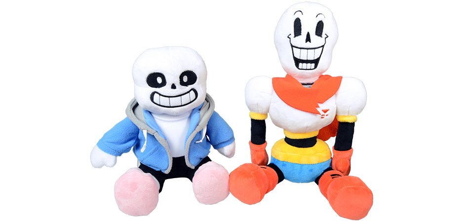Fangamer Toby Fox Undertale Plush