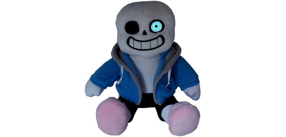 Sans Plush Toby Fox Fangamer Undertale