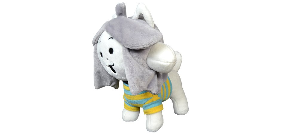 Fangamer Toby Fox Undertale Temmie Stuffed Toy