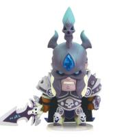 Arthas Vinyl Figure by Toy Manufacturer Happy Worker