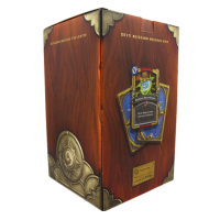 Illuminated Hearthstone Collectible Packaging