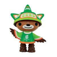 Vancouver 2010 Olympic Mascot Sumi Vinyl Toy