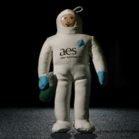 Cleanroom Custom Stuffed Doll
