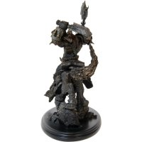 World of Warcraft Orc Wolfrider Figurine
