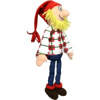 National Film Board of Canada Log Driver Plush