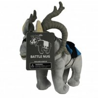 Collector Battle Nug Bioware Plush ThinkGeek Tag