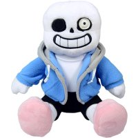 Undertale Sans Plush Toby Fox Fangamer