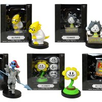 Undertale Little Buddies Series 2 Individual Boxes