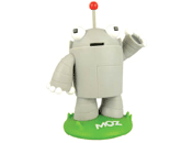 Custom Vinyl Toy Maker - Roger Mozbot