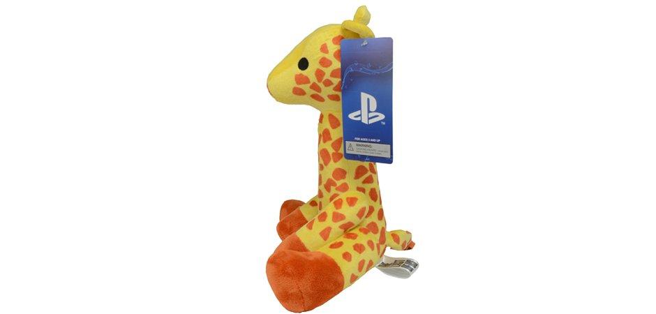 Last of Us plush toy