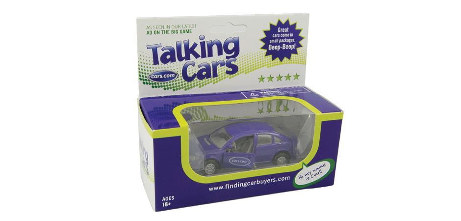 Custom Diecast Car Window Box