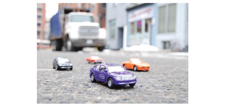 Custom Die Cast Car for Cars.com