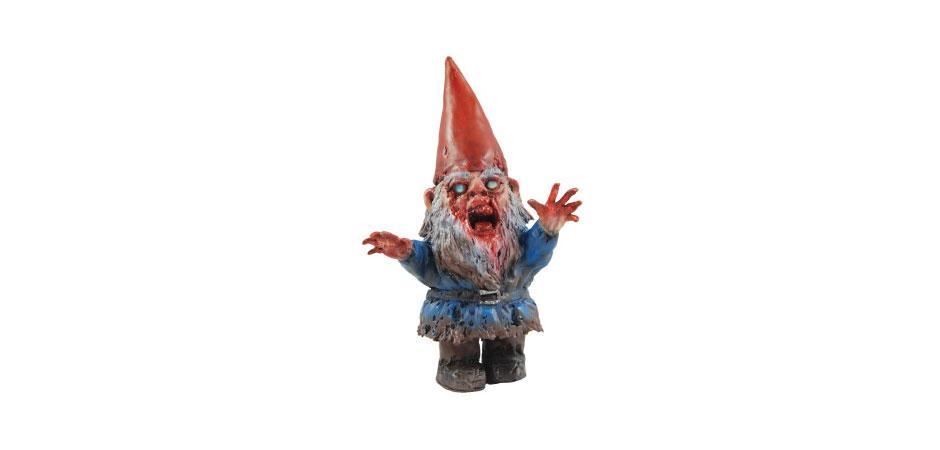Gnombie Zombie Gnome Figurine