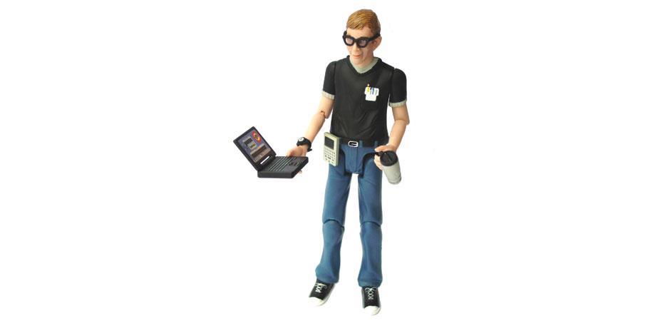 Custom Action Figure for Geeks
