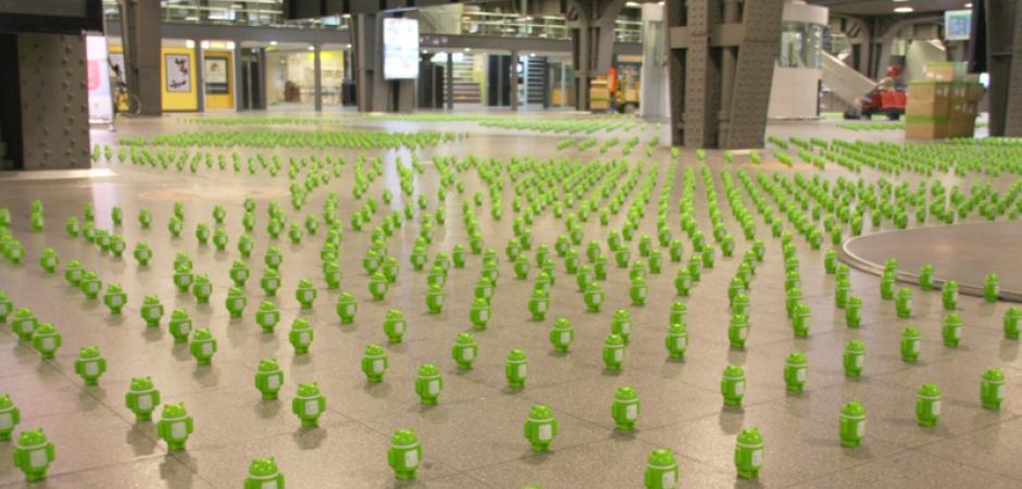 Google Android Toys