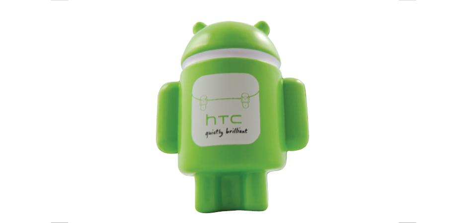 Custom Stress Toy of Google Android