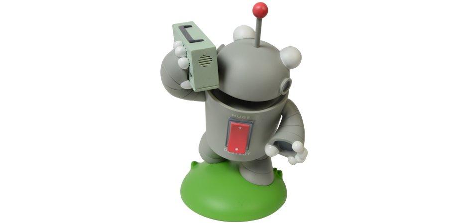 Moz Roger Figurine