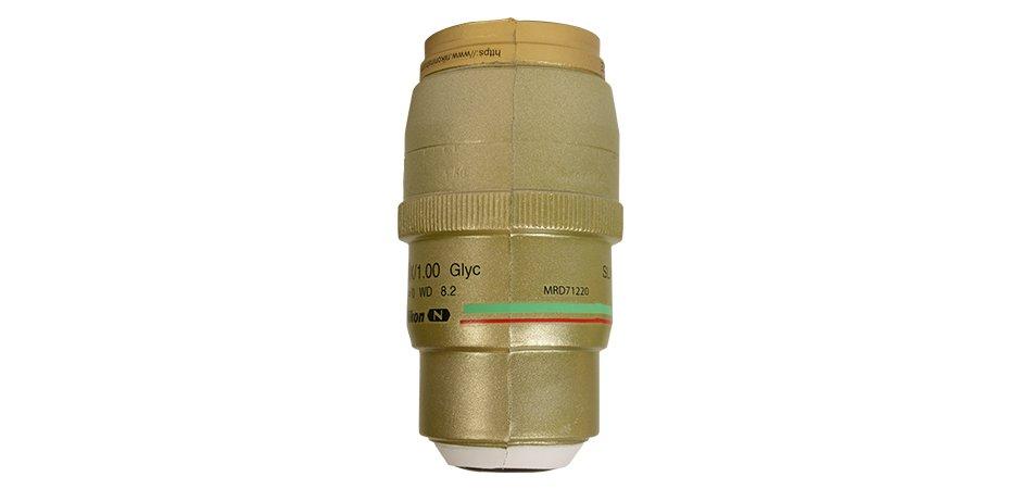 Nikon Microscope Lens Stress Ball