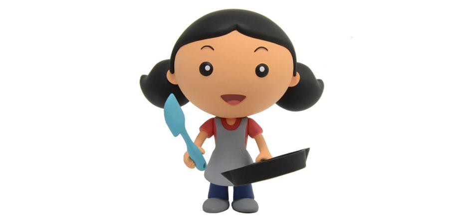 Nom Nom Paleo Toy by Toy Manufacturer Happy Worker