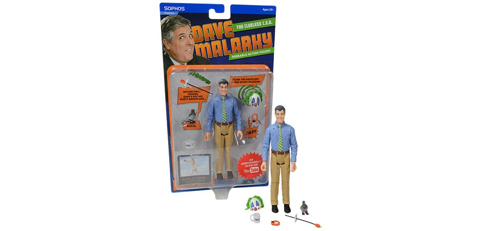 Dave Malarky Action Figure