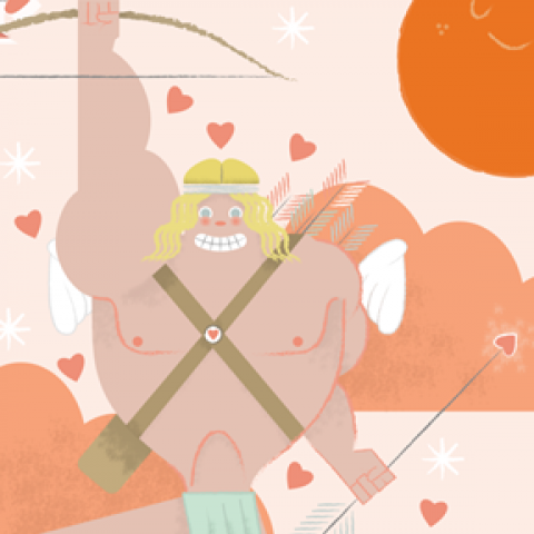 Cupid Valentine's Day - Thumbnail