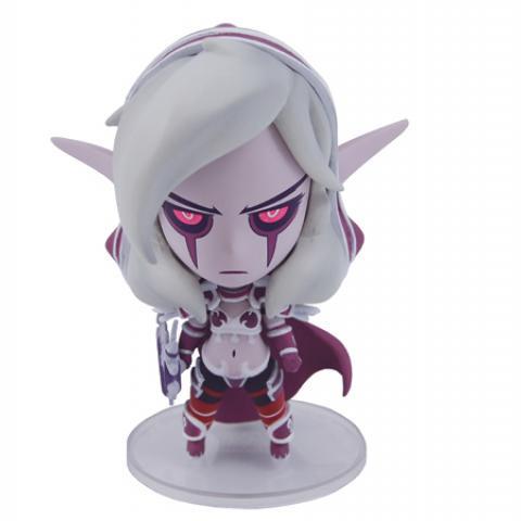 Blizzard Cute but Deadly Sylvanas Vinyl Figure SDCC Exclusive