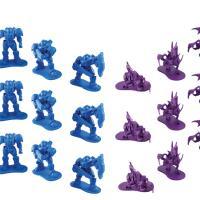 BlizzCon Marine and Zergling Mini Figures