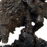 Blizzard 10th Anniversary Orc Statue