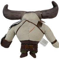 Iron Bull Stuffed Toy