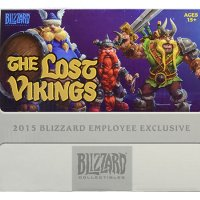 Top-view of The Lost Viking's Packaging
